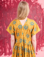 Paratiisi-dress golden
