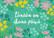 Ihana päivä- big postcard eucalyptus
