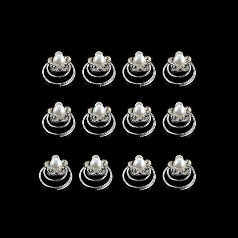 Helmi-Kristalli Hiusspiraali 1kpl