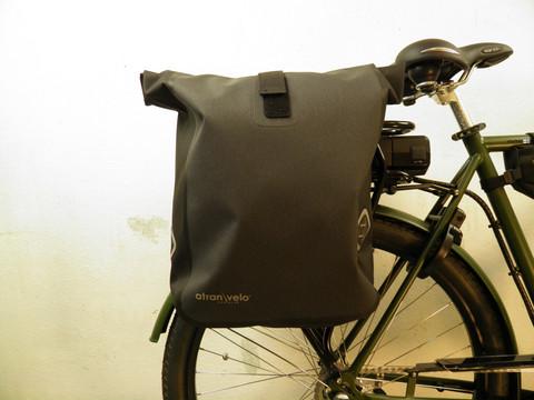 Atran Velo Travel Side AVS pyörälaukkupari