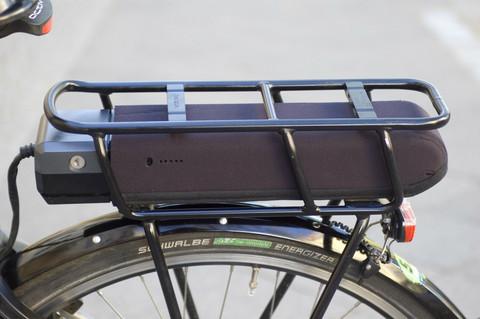 Fahrer Shimano - sähköpyörän tavaratelineakunsuoja