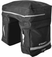 OXC C35 Triple 3-osastoinen pyörälaukkusetti