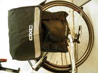OXC C20 Double kaksiosastoinen pyörälaukkusetti