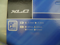 XLC ErgoBar Comfort ohjaustanko