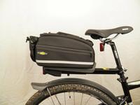 TOPEAK Beam Rack MTX -tavarateline + Topeak Trunk Bag MTX yhdistelmä