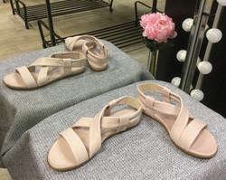 Nahka sandaali