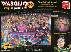 WASGIJ Original 30,Strictly Can't Dance! - palapeli