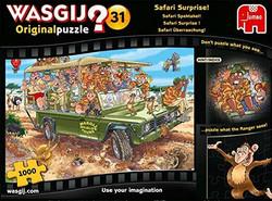 WASGIJ Original 31 Safari Surprise - palapeli