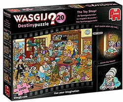 WASGIJ Destiny 20 The Toy Shop- palapeli