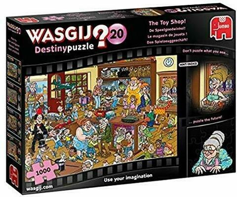 WASGIJ Destiny 20 The Toy Shop- palapeli
