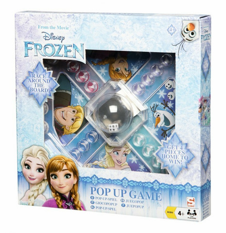 Disney Frozen pop up peli
