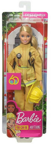 Barbie  60-v nukke, palomies