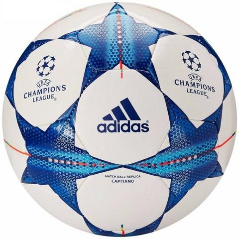 Adidas UEFA Champions league jalkapallo, koko 1