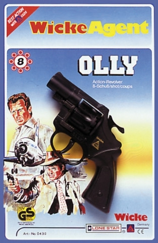 Sohni-Wicke Olly Agenttipistooli