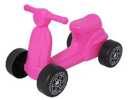 Plasto skootteri, pinkki