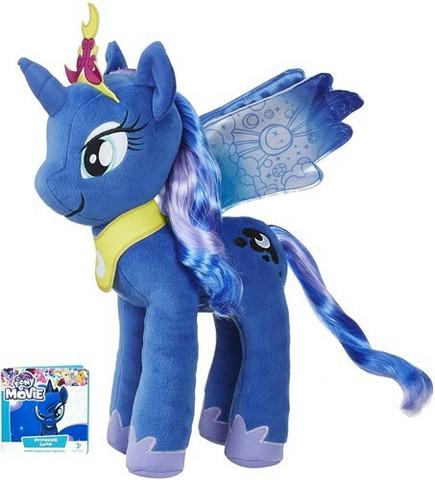 My little Pony Princess Luna pehmo 34cm