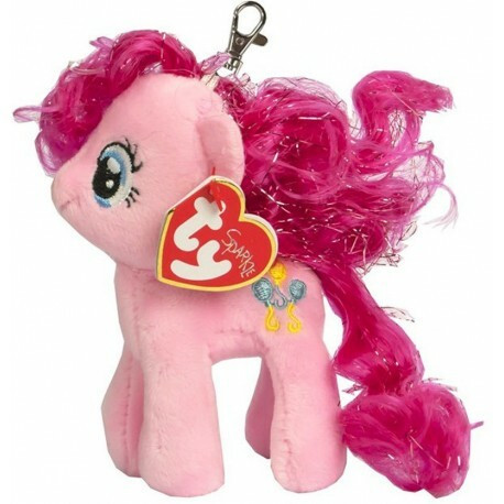 Ty My little pony-pehmo 11cm, Pinkie Pie