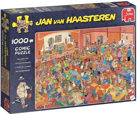 Jan Van Haasteren Taikamessut- palapeli, 1000palaa