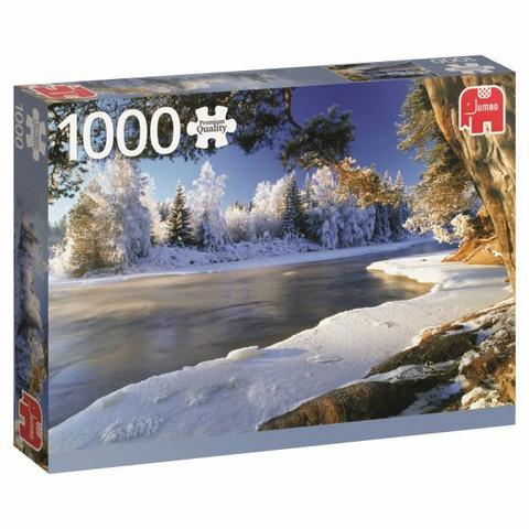 Jumbo Dal river Sweden1000 palaa