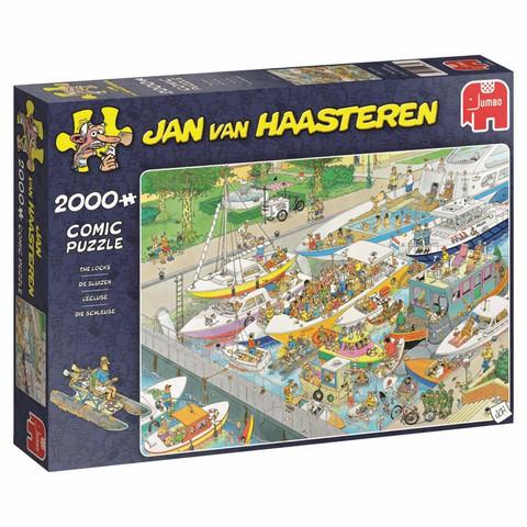 Jan Van Haasteren Kanava 2000palaa