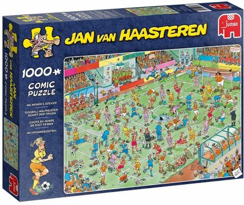 Jan Van Haasteren Coming Soon! Womens Soccer 1000palaa