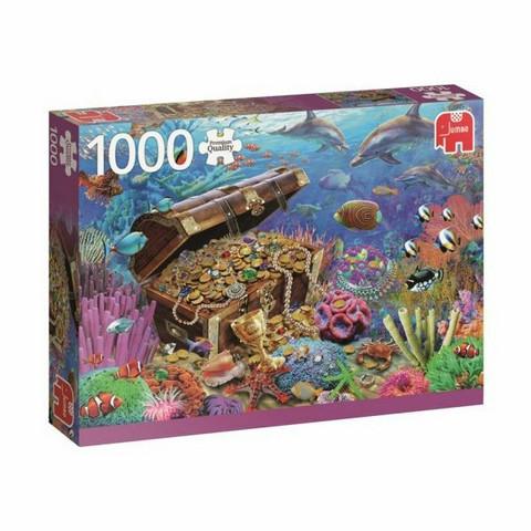 Jumbo Underwater Treasure -  palapeli