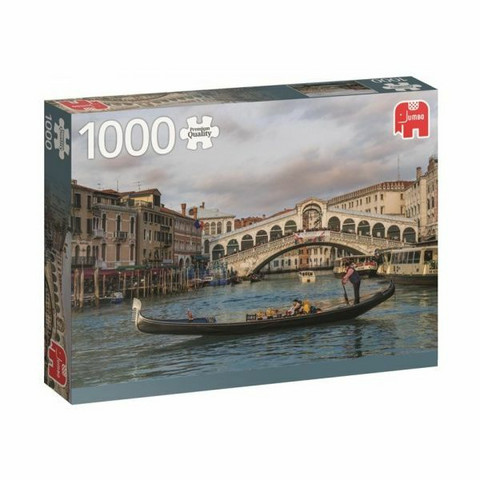 Jumbo Rialto Bridge Venetsia - palapeli
