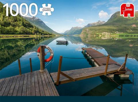 Jumbo Styrn Norway - palapeli