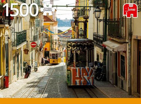 Jumbo Lissabon - palapeli