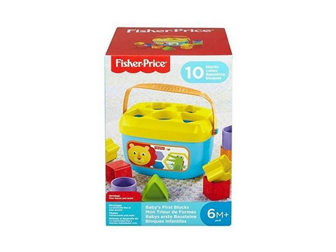 Fisher Price Baby First Blocks - palikat
