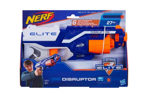 Nerf N-Strike Elite Disruptor - pehmonuoliase