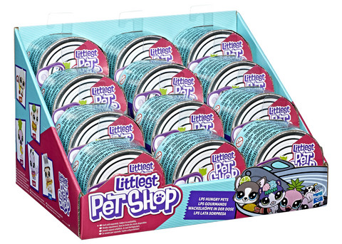 Littlest Pet Shop Hungry Pets lajitelma