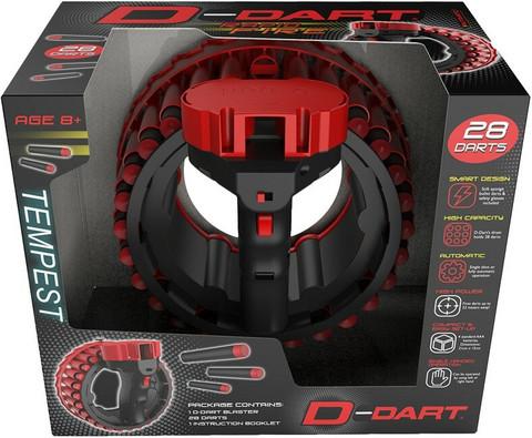 D-Dart Blaster pehmonuoliase