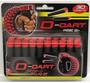 D-Dart Blaster 30kpl pehmo ammukset