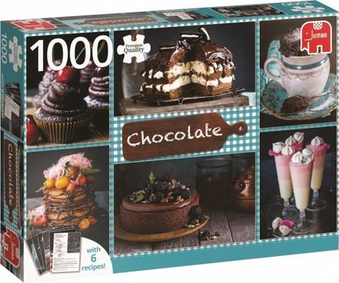 Jumbo Chocolate1000 palaa