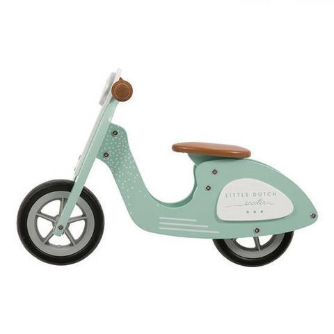 Little Dutch skootteri, minttu