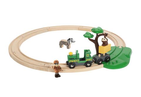 Brio Safari -junaratasetti