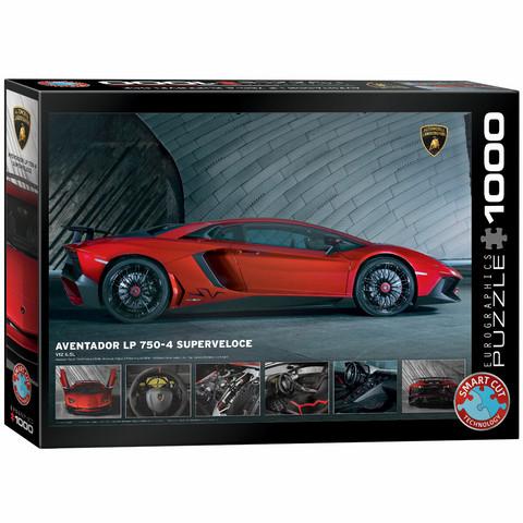 Eurographics Lamborghini Aventador LP750-4 Superveloce-palapeli