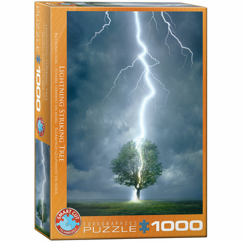 Eurographics Lighting Striking Tree-palapeli