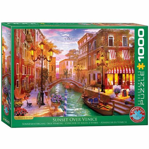 Eurographics Venetian Romance-palapeli