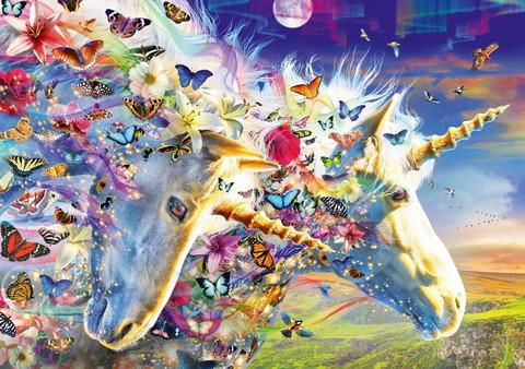Bluebird Unicorn Dream-palapeli