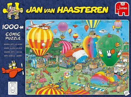 Jan Van Haasteren Onnea Miffy 65v palapeli