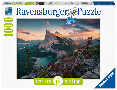 Ravensburger Nature 16 Rugged Rocky Mountains