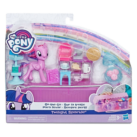 My Little Pony on The Go Twilight Sparkle