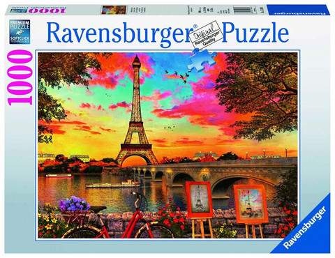 Ravensburger The Banks of the Seine