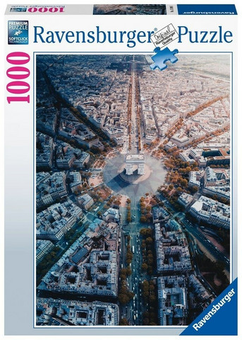 Ravensburger Paris from Above