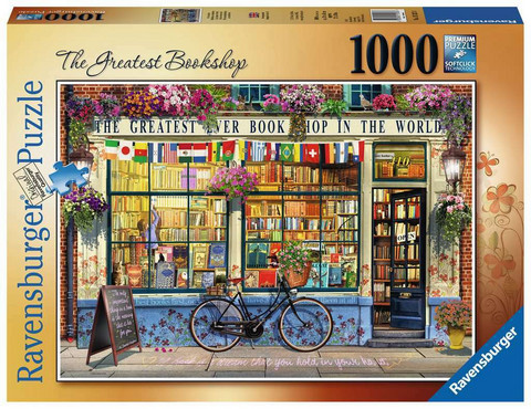 Ravensburger Greatest Bookshop