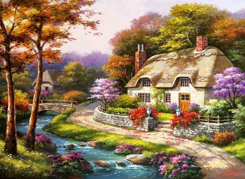 Anatolian Spring Cottage