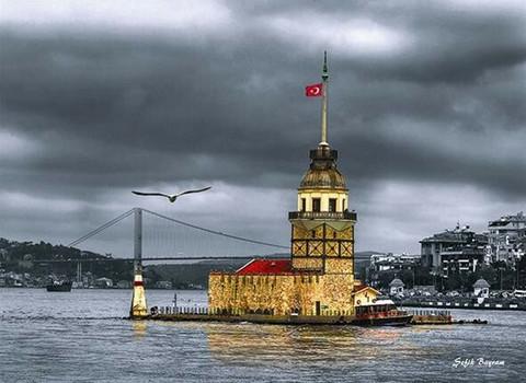 Anatolian Maiden´s Tower palapeli