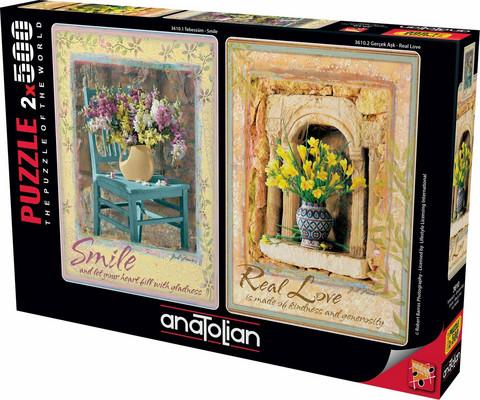 Anatolian Smile-Real Love palapelit